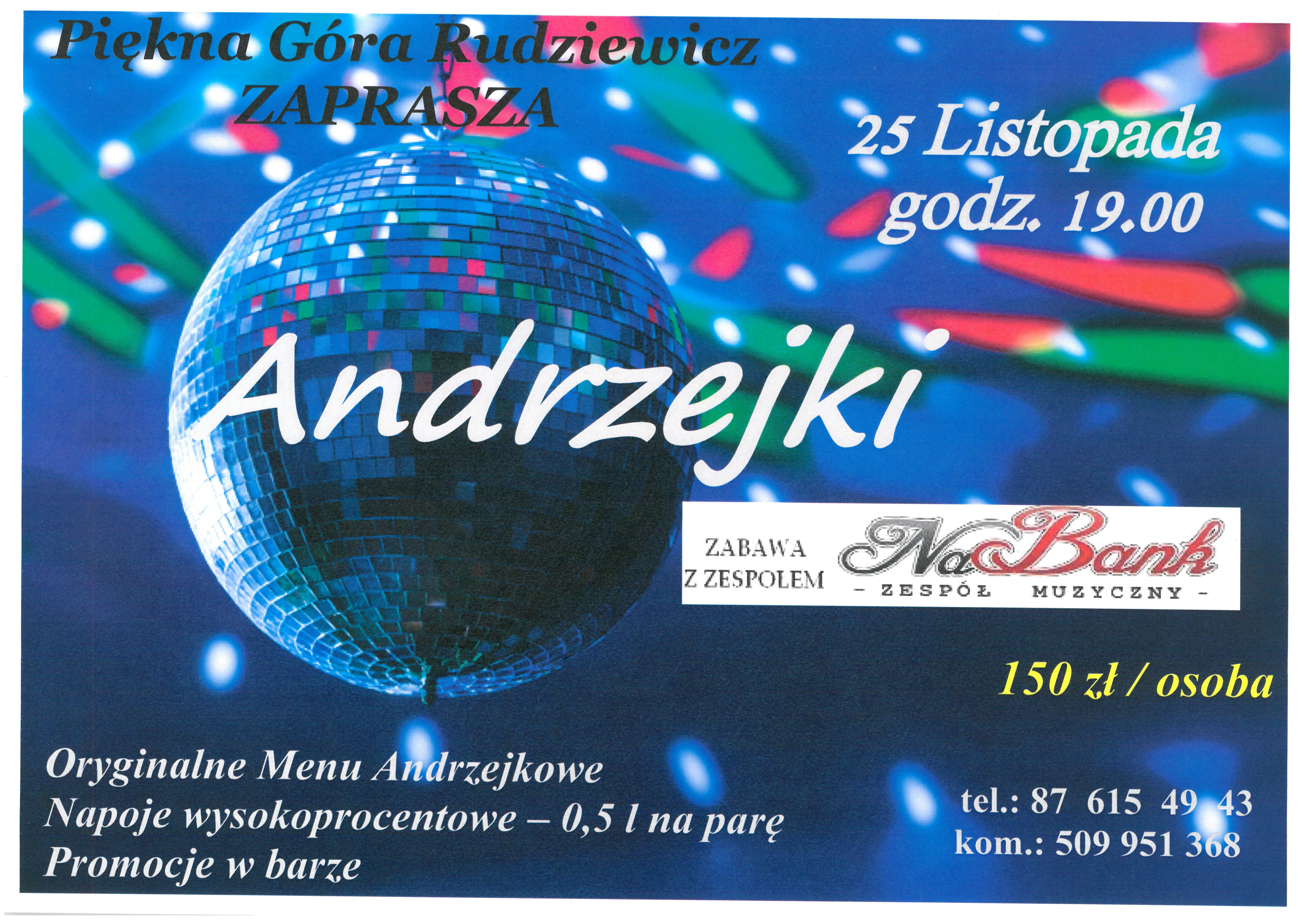 Plakat Andrzejowy - format JPG
